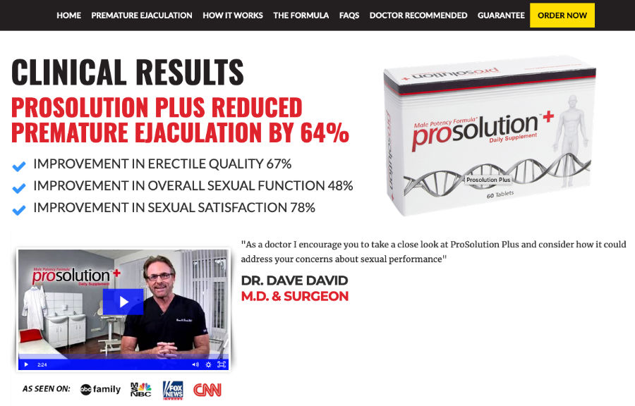ProSolution Plus  canada